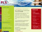 PLS International - PLS-Ventilatierooster-Lamellenwand-Zonwerende lamellen