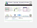 Piano Lauree Scientifiche   Dipartimento di Matematica 8211; CASERTA