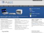 plusNET Ηλεκτρονικός εξοπλισμός γραφείου Canon φωτοαντιγραφικά Panasonic τηλεφωνικά κέντρα forthnet ...