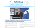 Peter Meehan Corporate Communications