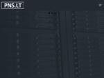 PNS. LT - Linux VPS, Svetainių talpinimas, Žaidimų serveriai, Shoutcast