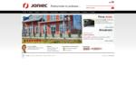 Firma JONIEC produkuje ogrodzenia łupane, podmurówki ogrodzeniowe, gazony, palisady, elewacje,