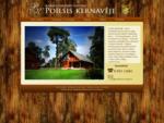 Poilsis Kernaveje - kaimo turizmo sodyba Kernavėje vos už 25 km nuo Vilniaus33; - Sodyba Kernaveje