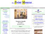 Point Mousse - vente de mousse, oreillers, coussins, fourniture pour tapissier