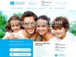 Cestovní pojištění online - cestovní pojišťovna ADRIA Way družstvo