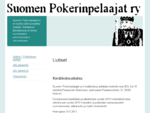 Suomen Pokerinpelaajat ry