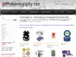 Velkommen til pokersupply. no Norges bredeste utvalg innen pokerutstyr alt av tilbehør til poker og