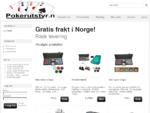Pokerutstyr. no Velkommen til Norges største butikk av pokerbord og pokerutstyr