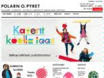 Lastenvaatteet netistä, housut, paidat, mekot, ulkovaatteet, haalarit | Polarn O. Pyret