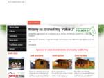 PolBór-2 - Domki drewniane, galanteria ogrodowa, domki ogrodowe, domki letniskowe, domki szkiele