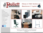 Pollett Furniture - Manufacturers and Suppliers of Quality Office and Commercial Furniture