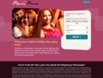 Polyamory Personals | Meet Polyamorous Singles