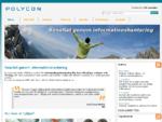 Tuloksia tiedonhallinnalla | Polycon
