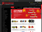 Wheels Castors - Engineering Products Solutions - Richmond Wheel Castor Co