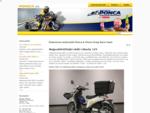 Zotavovna motocyklů Ponca Ponca Drag Race Team