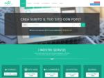 Registrazione domini italia, hosting web economico
