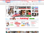 POPRON. cz hudba, filmy, CD, DVD, knihy a elektro