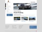 Porsche Försäkring | Porsche Försäkring