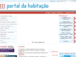 Portal da Habitação - Página Inicial