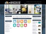 Portalen, Sveriges ledande samlingsplats för Hus Hem och inredning.