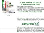 Porte Garage Sezionali - La qualità Breda per le tue Porte