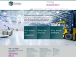 Portman Asset Finance | Equipment Finance Lease | Equipment Leasing UK