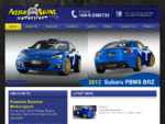 Possum Bourne Motorsport Ltd - Home