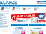 Rajapack - Størst på emballasje