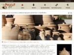 Χειροποίητα Κεραμικά - Πιθάρια - Γλάστρες | Pottery Art Χουλάκης - Θραψανό Ηράκλειο Κρήτης