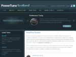 PowerTune Scotland - Remapping and chip tuning specialists