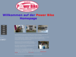 Power Bike Homepage