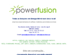 POWERFUSION, Lda - Pilhas e Baterias