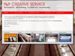 PP Creative Service - Agentur fuuml;r Auszlig;enwerbung in Muuml;nchen - Konzeption. Gestalt