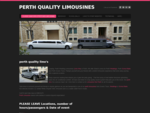 Limousine (Limo) Hire Perth, Stretch Limo Hire, School Balls, Scenic Tours
