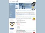 Stavební stroje a mechanizace, pracovní oděvy, půjčovna | F. M. PRACOS Brno