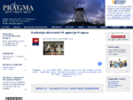 Dobrodošli Agencija za odnose s javnošću, marketing, konsalting i istraživanje tržišta PRAGMA