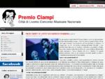 Premio Ciampi Città di Livorno Premio Musicale Nazionale