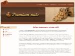 Фасованные орехи, семечки