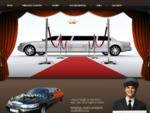 Prenájom limuzíny s vodičom Limo servis VIP limuzína