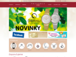 Présence | klenotnictví - zlatnictví - šperky a hodinky | www. presence. cz