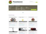 Presenttips | Tips på presenter, födelsedagspresenter och gåvor | Presenteraren. se