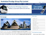 Sydney's Luxury Bus Coach Charter, Hire and Tour Services