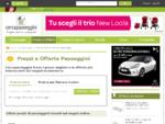 Prezzi Passeggini Confronta prezzi Passeggini e Carrozzine