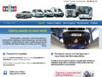 Transport, špedicija, logistika, servis vozil Mercedes-Benz, tehnična trgovina, tehnični pregle
