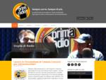 PRIMARADIO - official website