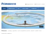 Primavera Prodaja kupatilske opreme, vrata i električnih radijatora