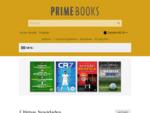 PrimeBooks - Edição de Livros