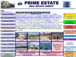 PRIME ESTATE Greece real estate, επενδύσεις