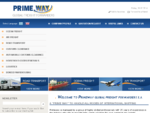 Primeway S. A. - Transportation company in Athens, Greece