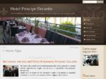 Hotel-Ristorante Principe Decurtis a Diano Marina